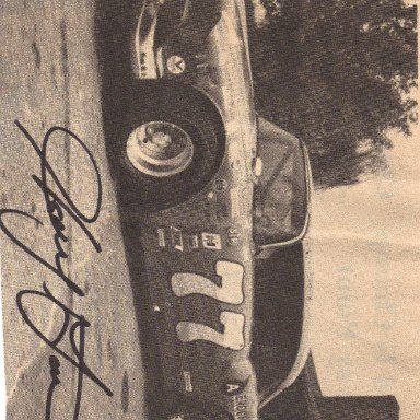 harry gant 1970