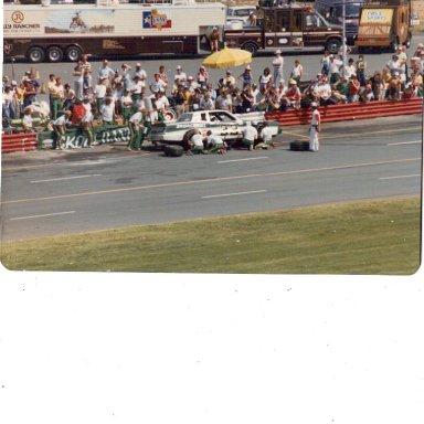 33 at Charlotte '82