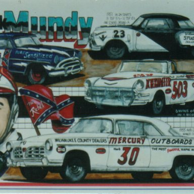 Frank Mundy artwork