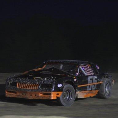 Fenton Motorsports 55 dirt Street Stock