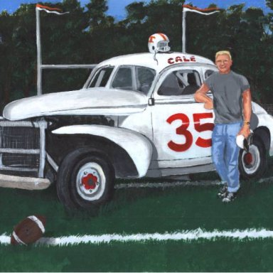 """""""Young Cale Yarborough"""""""