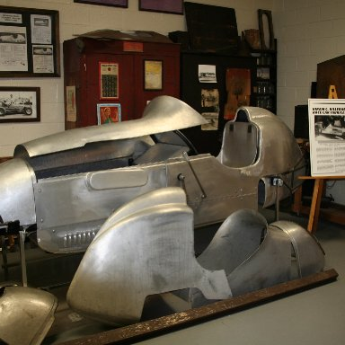 1948 Sprint car body.Click on photo