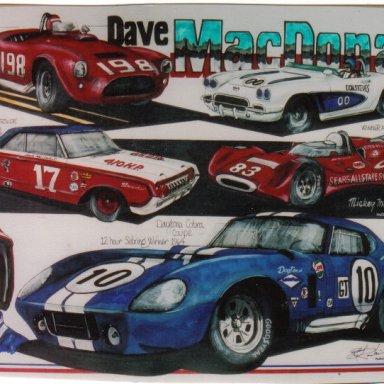 Dave MacDonald artwork
