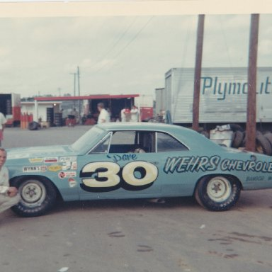Wehrs Chevy #30