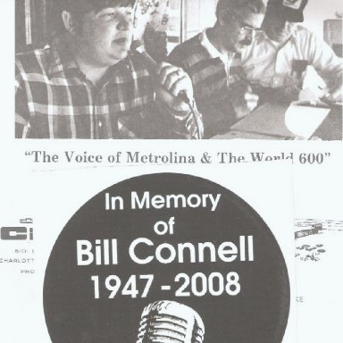 Bill Connell - One of The Best Behind The Microphone