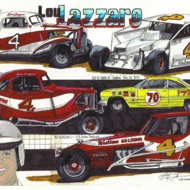 Lou Lazzaro artwork