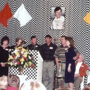 Billy Scott Racing Retirement Banquet - 1999