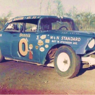 Dennis Racing     011