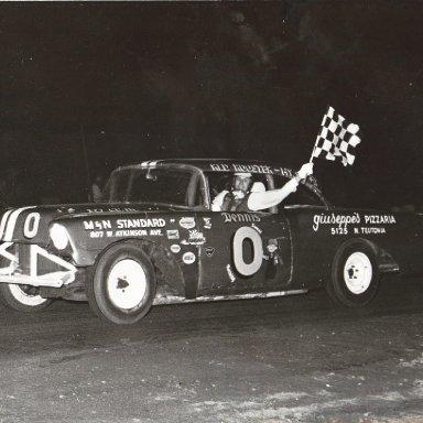 Dennis Racing Win