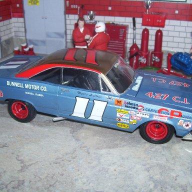 Mario Andretti's 1967 Fairlane