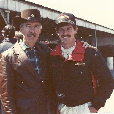 Roy Mayne & Davey Allison