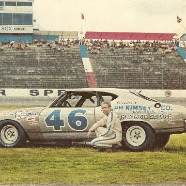 #46 Tom Hunters 69 Chevelle