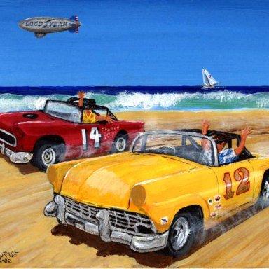 """""""The Beach Racers"""""""