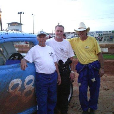 Sumter Speedway Vintage Drivers