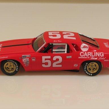 Earl Ross Carling Chevelle - Early season 1974