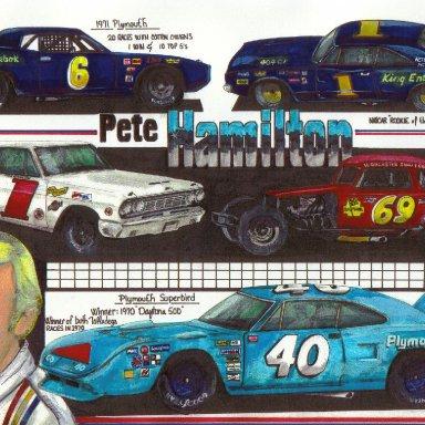 Pete Hamilton artwork