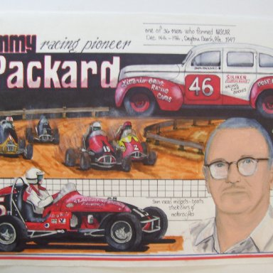 Sammy Packard art work