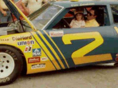 1981 Earnhardt Pontiac