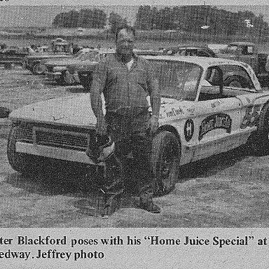 Buster Blackford