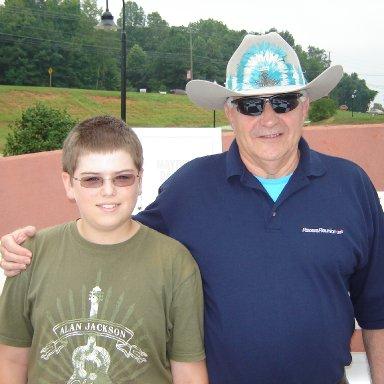 Cody Dinsmore and Tim Leeming