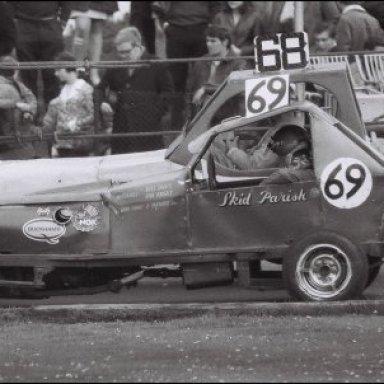 69 Skid Parish circa 1970's