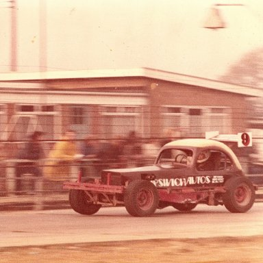 Andy Barnes at Wisbech.