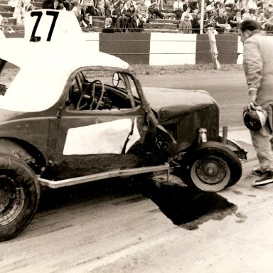 Pete Bishop F2/Superstox in the 60's