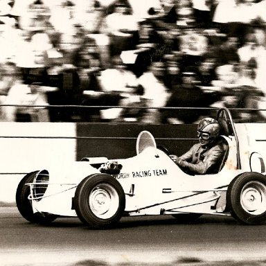 Rod Tanswell flying at Ipswich late 60's early 70's
