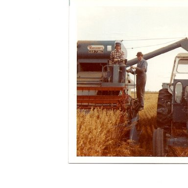 The Cayzer family on the day job 70's