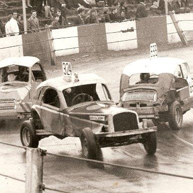 F2's/Superstox at Ipswich 1960's