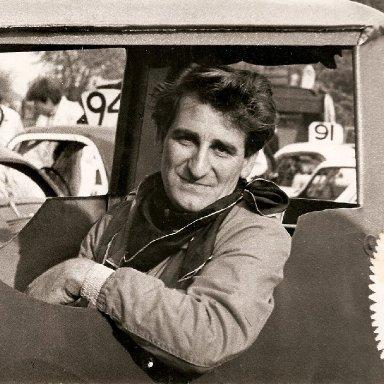 Skid Parish Superstox driver 1970's
