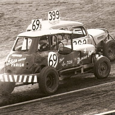 Skid Parrish Superstox 1960's