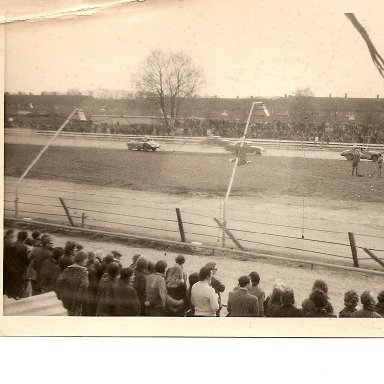 Stock Car racing at  HQ Aldershot