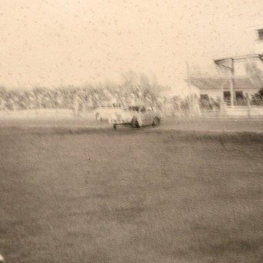 Saloon stock cars at Yarmouth 60's.