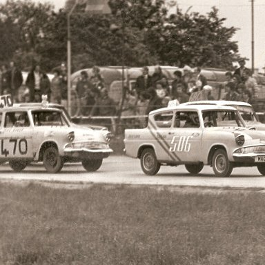 Stock Rods at Wisbech in the 70's