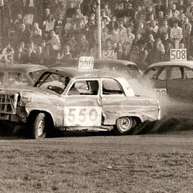 Stock saloons at Ipswich late 60's