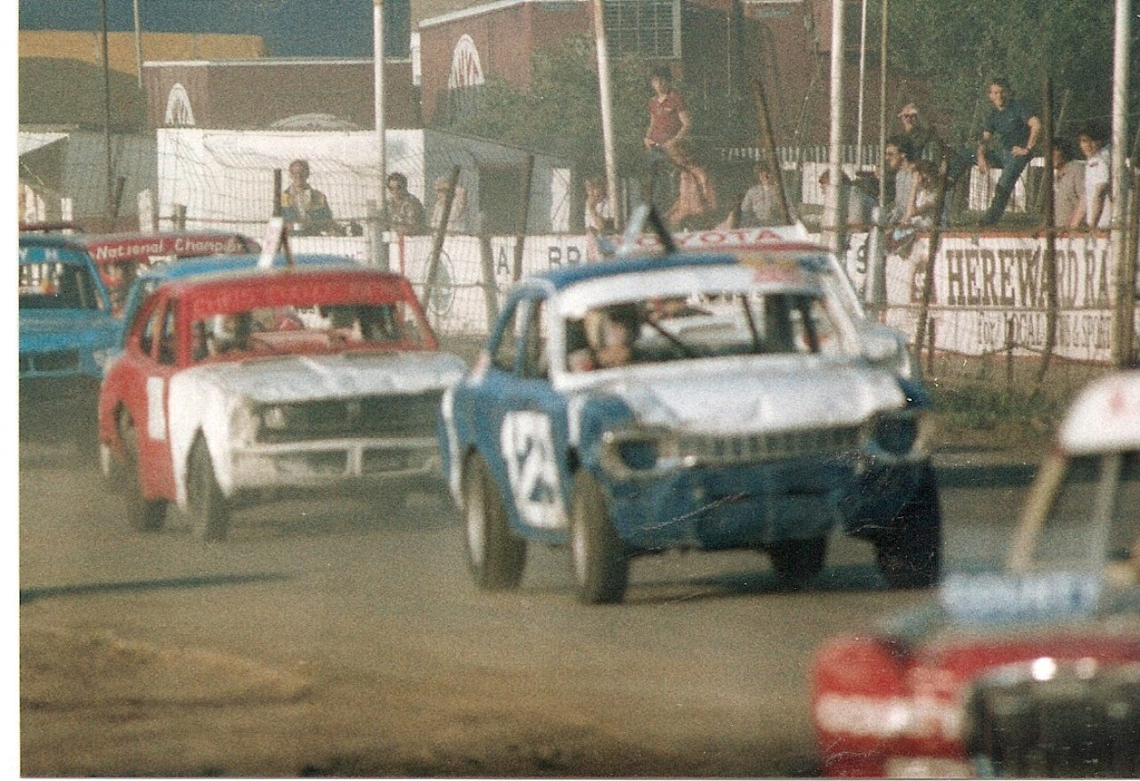 Wisbech 80s Stock Rods