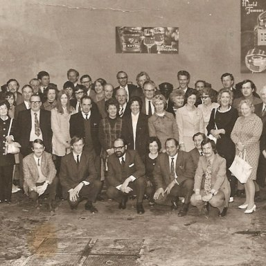 Unknown group pic amongst Hengelo photo's