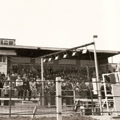 Wisbech date unknown, but looks well attended so pos late 70's?