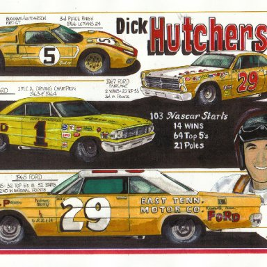 Dick Hutcherson artwork