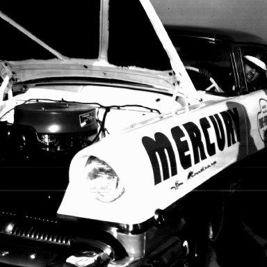 Bill Myers Factory Mercury Photo