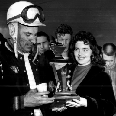 Bill Myers Final Win - March 16, 1958 @ N. Wilkesboro
