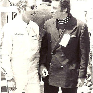 Roy Mayne & Cameron Mitchell