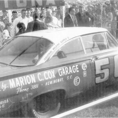 Marvin Panch wins the 1965 Permatex 300