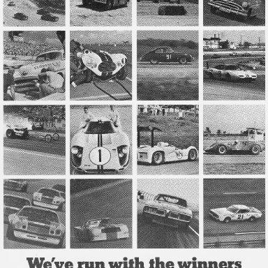 Don White Union 76 Gasoline Ad