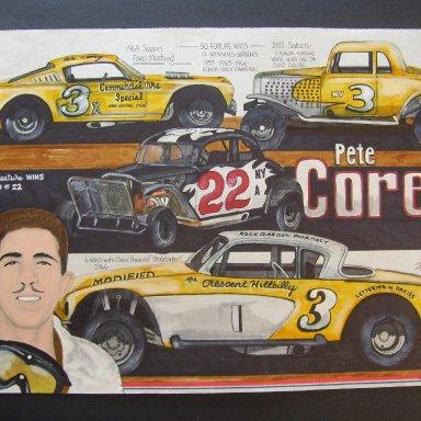 Pete Corey art work