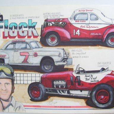 Bob Flock artwork