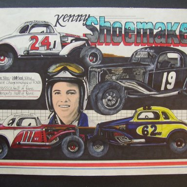 Kenny Shoemaker art work