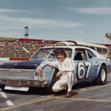 Daytona Early 70's Sam Sommers
