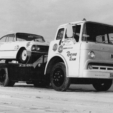 Don White's Starliner & Transporter